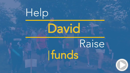 Help David raise $0.00