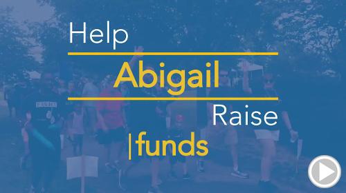 Help Abigail raise $0.00