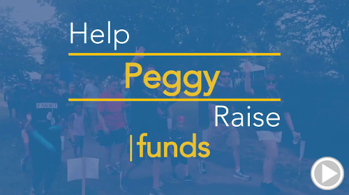 Help Peggy raise $0.00