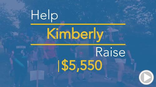 Help Kimberly raise $3,000.00