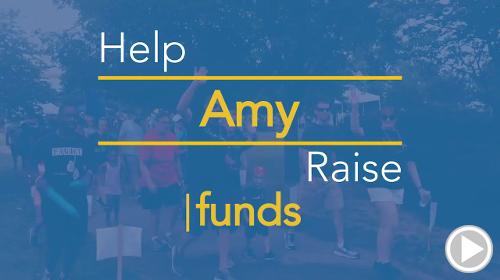 Help Amy raise $0.00