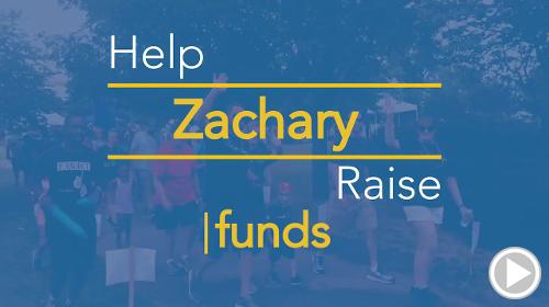 Help Zachary raise $0.00