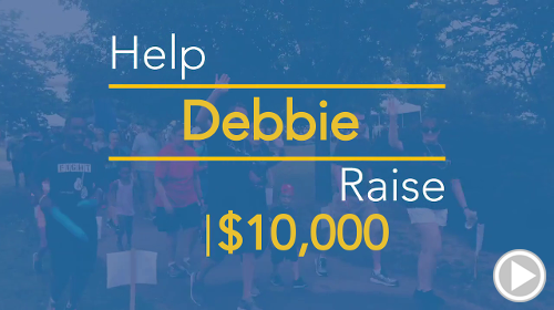 Help Debbie raise $10,000.00