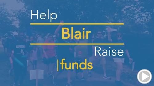 Help Blair raise $0.00