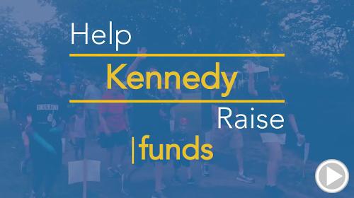 Help Kennedy raise $0.00