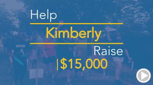 Help Kimberly raise $15,000.00