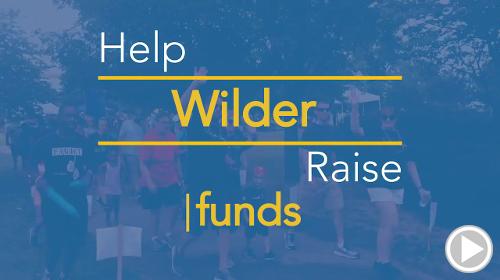 Help Wilder raise $0.00