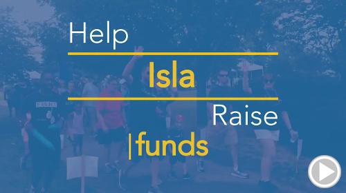 Help Isla raise $0.00