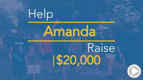 Help Amanda raise $20,000.00