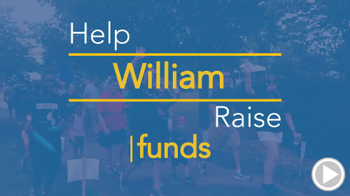 Help William raise $0.00