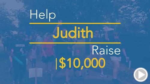 Help Judith raise $10,000.00